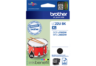 BROTHER LC-22UBK