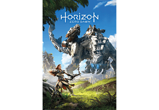 Horizon Zero Dawn Poster Cover