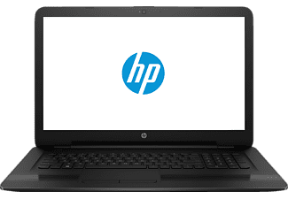 HP 17 Y031ng, Notebook Mit 17.3 Zoll Display, A8 Prozessor, 8 GB