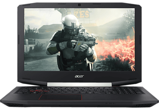 ACER Aspire VX 15 (VX5-591G-74CU), Gaming-Notebook mit 15.6 Zoll Display, Core™ i7 Prozessor, 8 GB RAM, 512 GB SSD, 1 TB HDD, GeForce GTX 1050, Schwarz