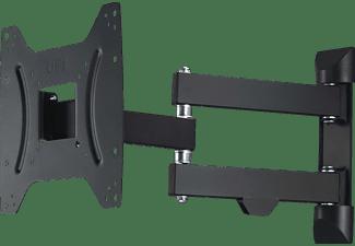 hama tv wandhalterung fullmotion 200x200 122cm 48 zoll 2 arme schwarz saturn. Black Bedroom Furniture Sets. Home Design Ideas