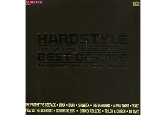 VARIOUS - hardstyle-the ultimate collection 2006 - (CD)