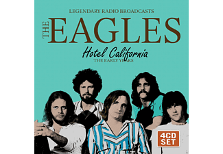 Eagles - Hotel California - (CD)