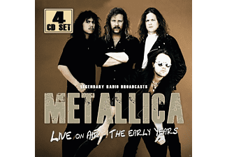 Metallica - Live On Air: The Early Years - (CD)