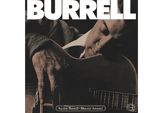 Kenny Burrell - Bluesin' Around - (CD)