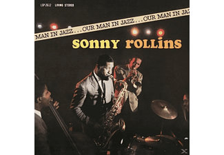 Sonny Rollins - Our Man in Jazz - (CD)