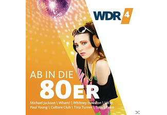 VARIOUS - WDR 4-ab in die 80er - (CD)