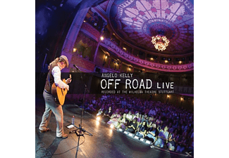 Angelo Kelly - Off Road Live - (CD)