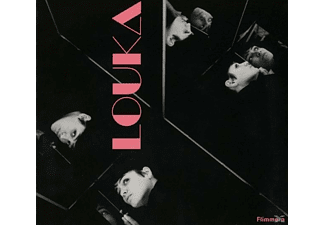 Louka - Flimmern (EP) - (Maxi Single CD)
