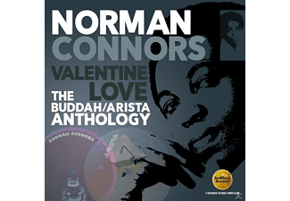 Norman Connors - Valentine Love-The Buddah/Arista Anthology - (CD)