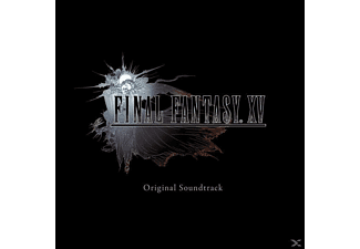 Yoko Shimomura - Final Fantasy XV/OST Video Game - (CD)