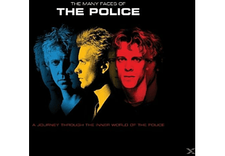 VARIOUS - Many Faces Of Police - (CD)