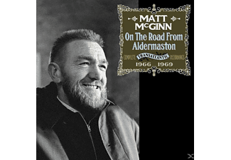 Matt Mcginn - On The Road From Aldermaston - (CD)