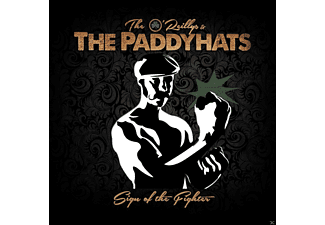 The O'Reillys and the Paddyhats - Sign Of The Fighter (Digipak) - (CD)