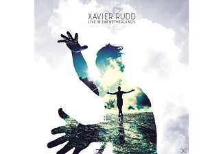 Xavier Rudd - LIVE IN THE NETHERLANDS - (CD)