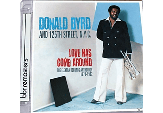 Donald Byrd - Love Has Come Around-Elektra Records Anthology - (CD)
