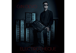 Gin Devo - Electrotheque - (CD)