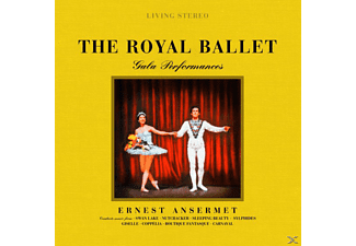 Orchestra Of The Royal Opera House, VARIOUS - The Royal Ballet Gala Performances - (Vinyl)