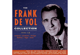Frank De Vol - The Frank De Vol Collection 1945-60 - (CD)