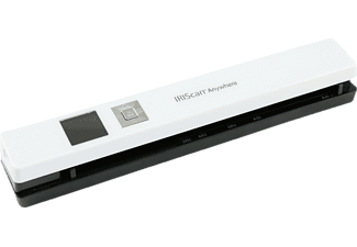 IRIS IRIScan Anywhere 5, mobiler Scanner, Weiß