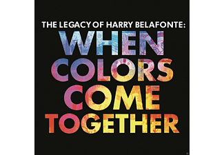 Harry Belafonte - The Legacy of Harry Belafonte: When Colors Come To - (CD)