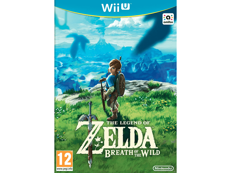The Legend of Zelda Breath of the Wild Nintendo Wii U gaming games wii  wii u games