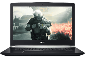 ACER Aspire V 17 Nitro (VN7-793G-53K5), Gaming-Notebook mit 17.3 Zoll Display, Core™ i5 Prozessor, 8 GB RAM, 256 GB SSD, 1 TB HDD, GeForce GTX 1050 Ti, Schwarz
