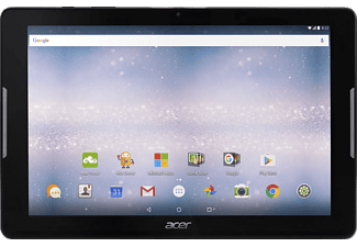 ACER Iconia One 10 (B3-A32), Tablet mit 10.1 Zoll, 16 GB Speicher, 2 GB RAM, LTE, Android™ 6.0 (Marshmallow), Schwarz