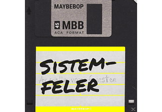 Maybebop - Sistemfeler - (CD)