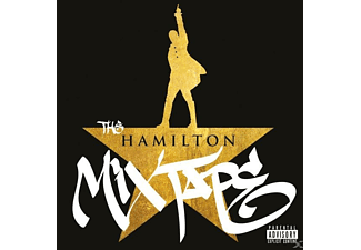 Hamilton - The Hamilton Mixtape - (Vinyl)