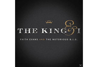 Faith Evans, The Notorious B.I.G. - King & I,The - (CD)