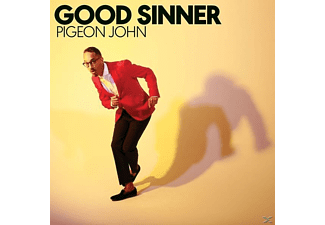 Pigeon John - Good Sinner - (CD)
