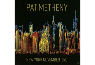 Pat Metheny - New York November 1979 - (CD)