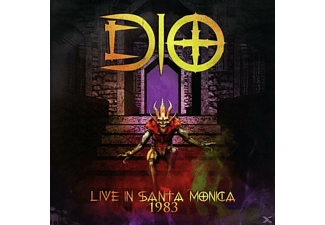 Dio - Live In Santa Monica 1983 - (CD)