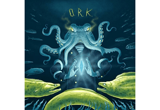 O.R.K. - Soul Of An Octopus - (Vinyl)