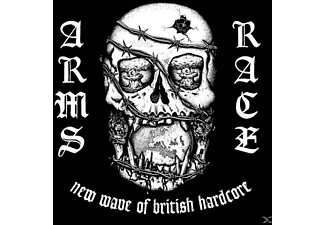 Arms Race - New Wave Of British Hardcore - (Vinyl)