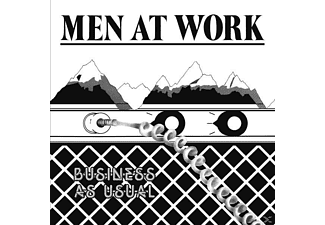 Men At Work - Business As Usual - (Vinyl)