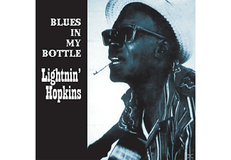 Lightnin' Hopkins - Blues In My Bottle - (CD)