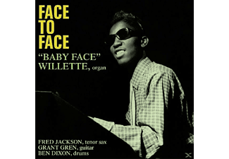 Baby Face Willette - Face To Face - (CD)