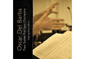 Oscar Del Barba - Two Suites for Jazz Orchestra - (CD)