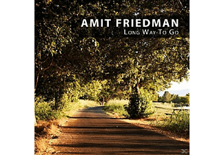 Amit Friedman - Long Way To Go - (CD)