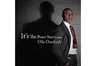Ola Onabule - It's The Peace That Deafens - (CD)