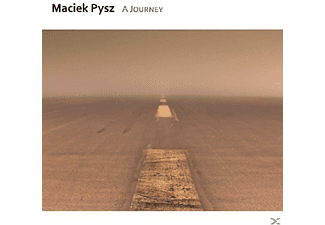 Maciek Pysz - A Journey - (CD)