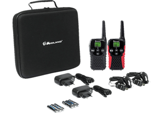 MIDLAND G5 C 2er Walkie Talkie Kofferset