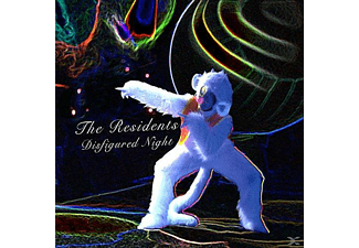 The Residents - Disfigured Night - (CD)
