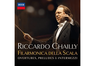 Filarmonica Della Scala - Overtures, Preludes and Intermezzi (CD)