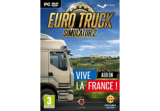 Euro Truck Simulator 2: Vive La France Add-on | PC