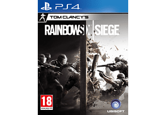 Rainbow Six Siege (PlayStation 4)