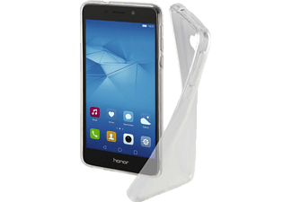 HAMA Crystal Clear , Huawei, Honor 6X, Thermoplastisches Polyurethan (TPU), Transparent