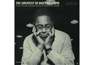 Dizzy Gillespie - The Greatest of Dizzy Gillespie - (CD)